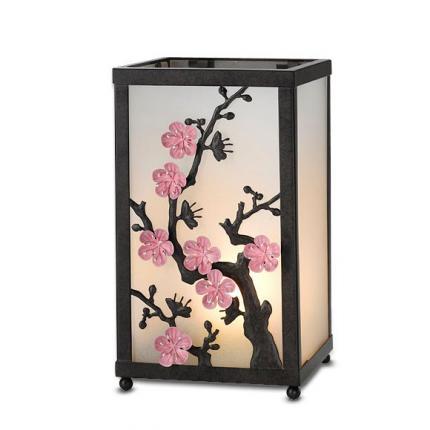 Lampe fleur de cerisier